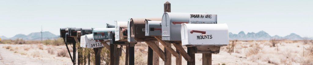 Mailbox Accessories