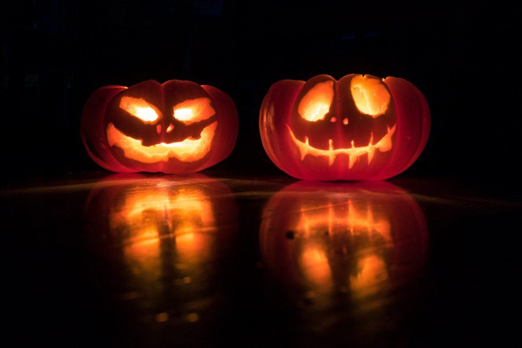 Jack-O-Lanter Idea Halloween Decoration