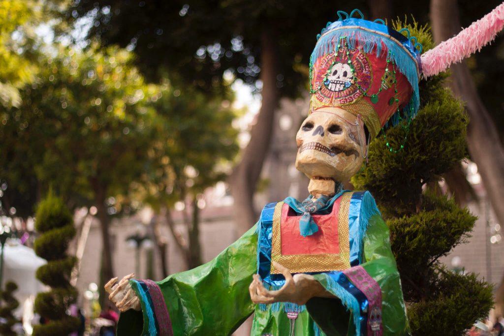 Skull Halloween Decoration